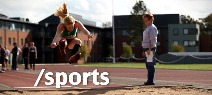 Athletics your passport to Health, scholarships and popularity